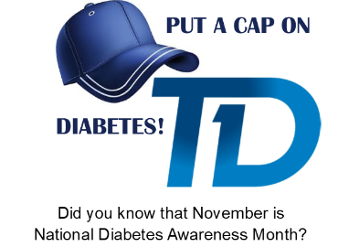 Cap on Diabetes