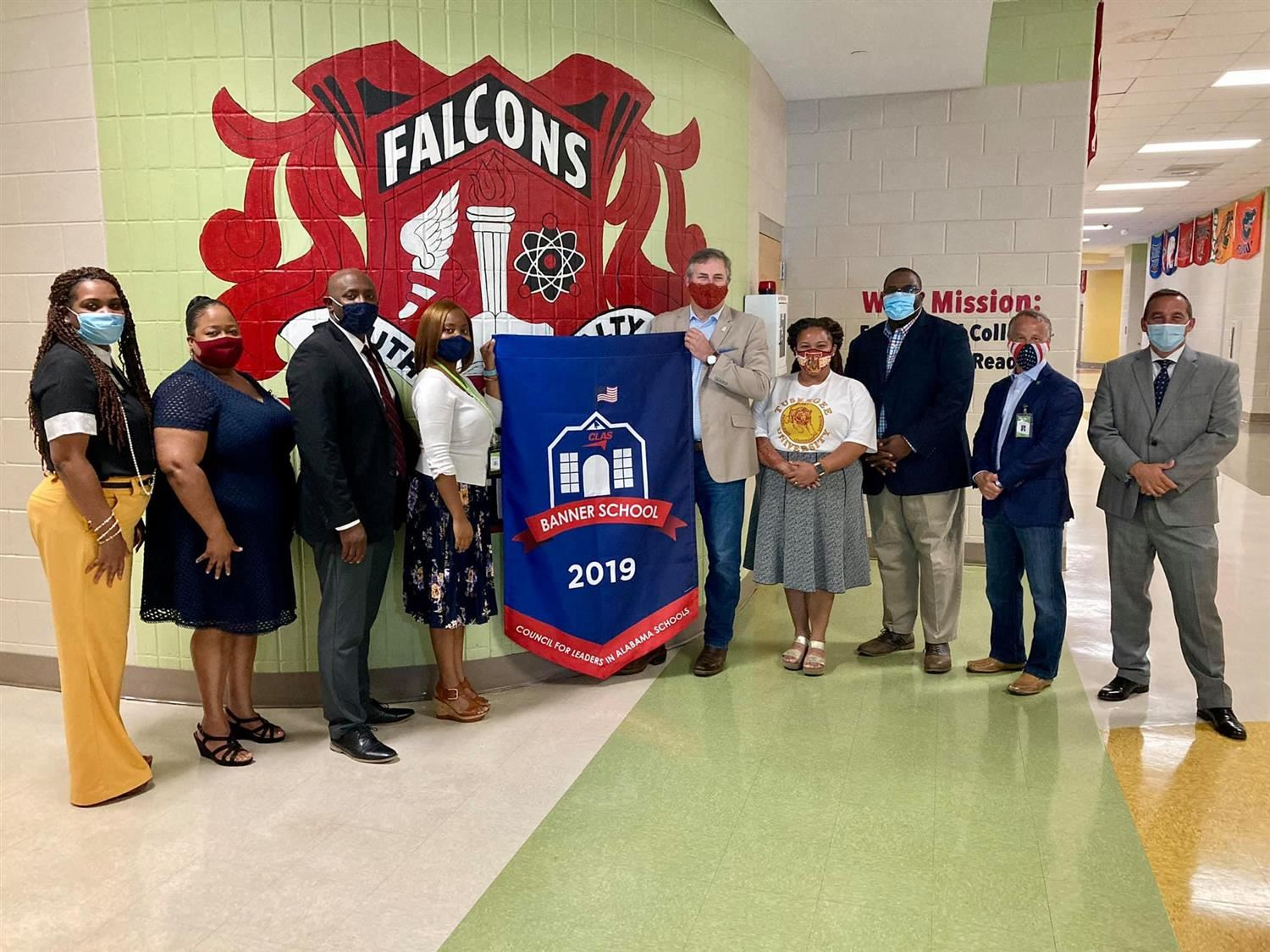 Westlawn named CLAS Banner School