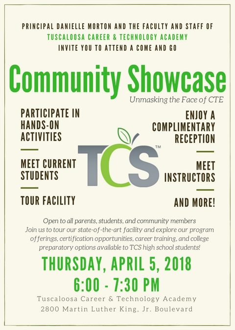 TCTA Community Showcase