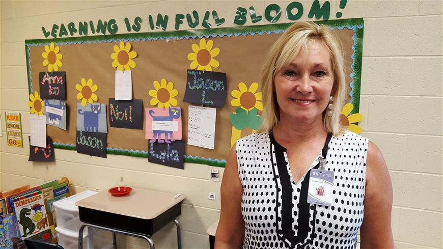 Substitute Teacher Appreciation Week: Meet Elizabeth Costello