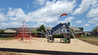 TCS Elementary Schools Get New Playgrounds