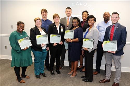 Future Instructional Leadership Academy graduates