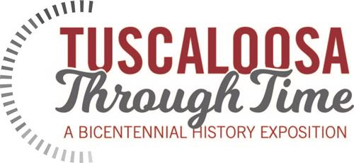 Tuscaloosa Through Time logo