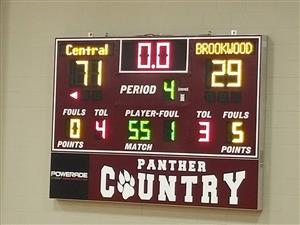 Falcons Basketball gets win over Brookwood