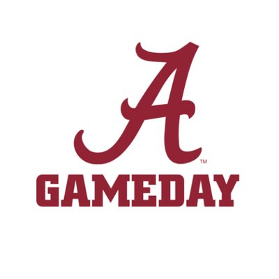 University of Alabama Gameday Logo