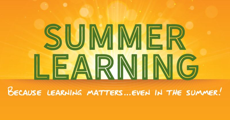 Summer Learning: Make Your Summer Count