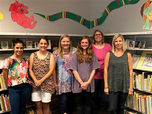 RQES Welcomes New Teachers!