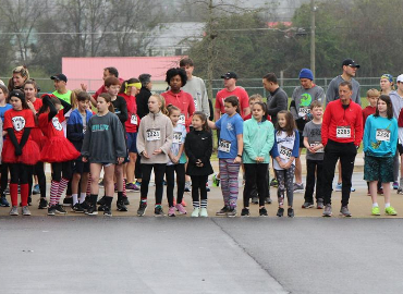 Register for the Bookin� It 5K