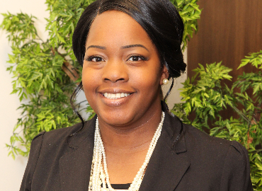 Mrs. Pewee-Childs New Principal