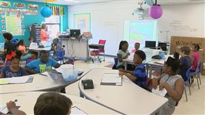 Woodland Forrest Elem. Features Prototype Classrooms