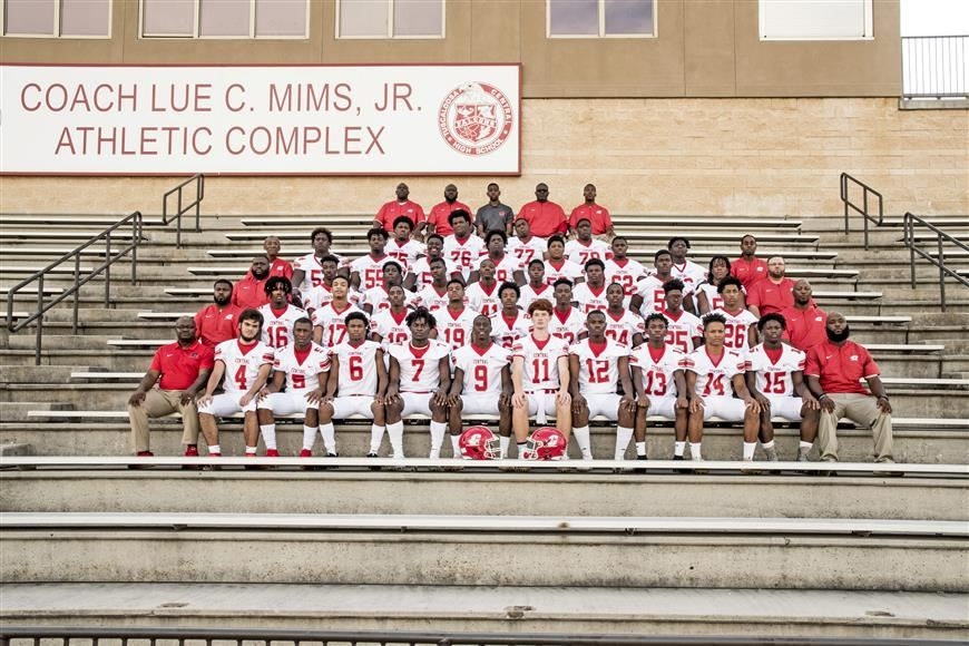 Central High School Falcons Football Team