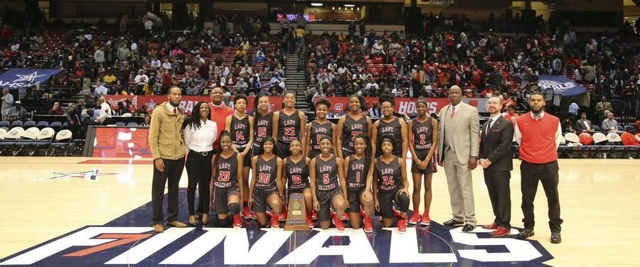 CHS Girls Basketball Championship Photo by The Tuscaloosa News